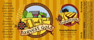Rumspringa Harvest Gold