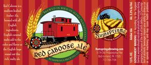 Rumspringa Red Caboose Ale