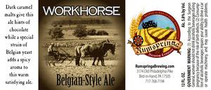 Rumspringa Workhorse Belgian-style Ale