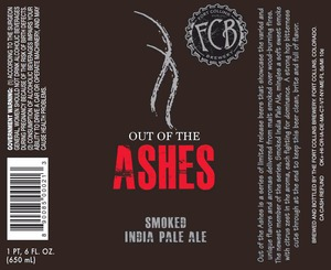 Fort Collin Brewery Smoked India Pale Ale