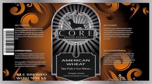 Core Brewing Company American Wheat