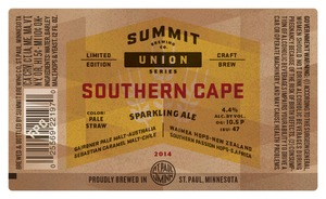 Summit Brewing Company Southern Cape