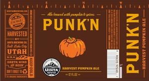 Uinta Brewing Company Punk'n