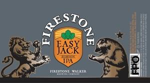 Firestone Walker Brewing Company Easy Jack Session IPA