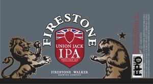 Firestone Walker Brewing Company Union Jack IPA