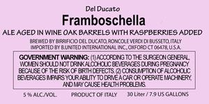 Del Ducato Framboschella