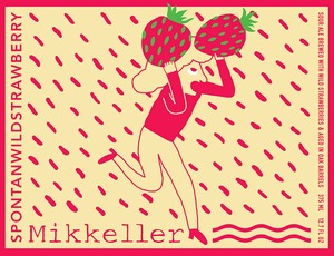 Mikkeller Spontan Wild Strawberry