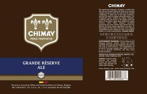 Chimay Grande Reserve