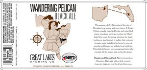 Wandering Pelican