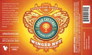 Urban Chestnut Brewing Company Winged Nut