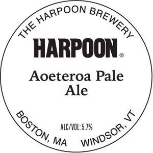 Harpoon Aoeteroa Pale