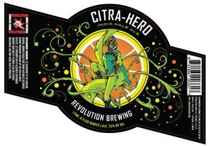 Revolution Brewing Citra-hero