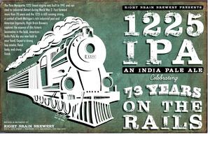 Right Brain Brewery 1225 IPA