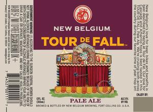 New Belgium Brewing Tour De Fall