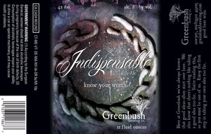 Greenbush Brewing Co. Indispensable