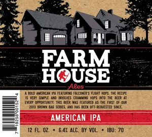 Farmhouse Ales American IPA