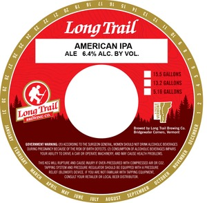 Long Trail American IPA