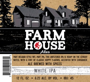 Farmhouse Ales White IPA
