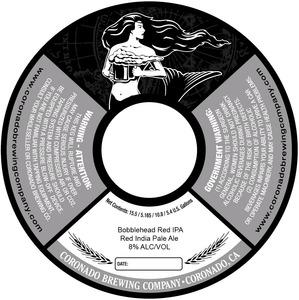 Coronado Brewing Company Bobblehead Red IPA