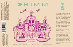 Grimm Royal We