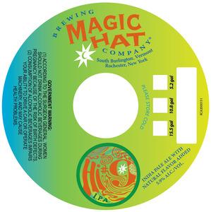 Magic Hat Hi-9 April 2014
