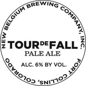 New Belgium Brewing Company Tour De Fall