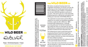 The Wild Beer Co. Evolver