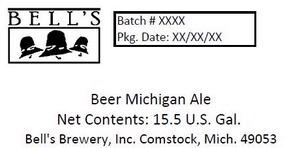 Bell's Beer Michigan