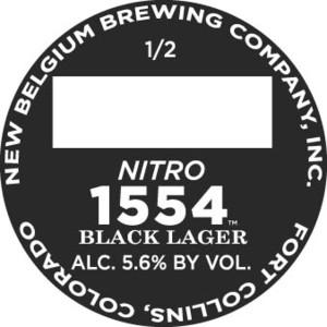 New Belgium Brewing Company 1554