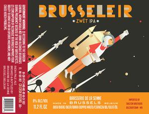Brasserie De La Senne Brusseleir