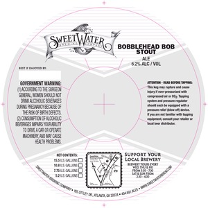 Sweetwater Bobblehead Bob