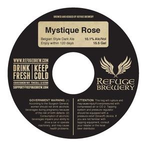 Refuge Brewery Mystique Rose