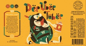 Widmer Brothers Brewing Company Der Uber Tuber