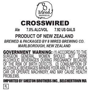 8 Wired Crosswired