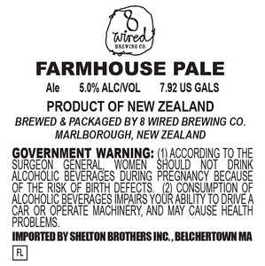 8 Wired Farmhouse Pale