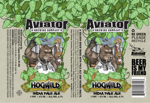 Aviator Brewing Company Hogwild