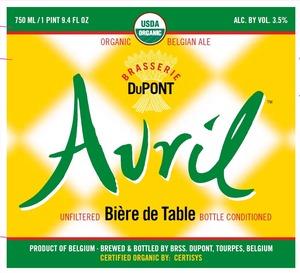 Avril Biere De Table