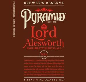 Pyramid Lord Alesworth