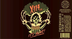 Widmer Brothers Brewing Company X-114