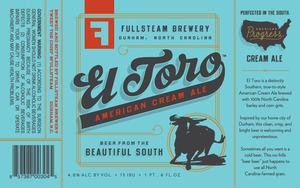 Fullsteam Brewery El Toro