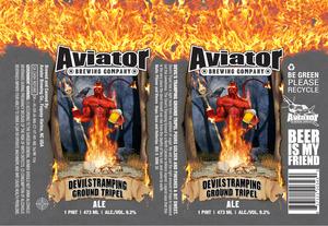 Aviator Brewing Company Devils Tramping Ground Tripel