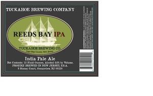 Tuckahoe Brewing Company Reeds Bay