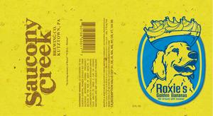 Saucony Creek Brewing Company Roxie's Golden Bananas