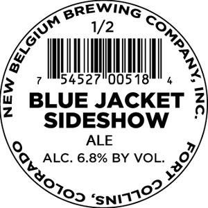 Blue Jacket Sideshow