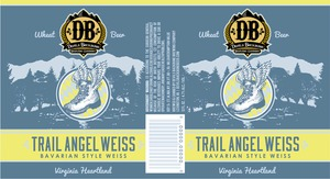 Devils Backbone Brewing Company Trail Angel Weiss