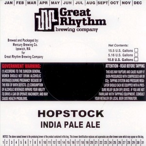 Great Rhythm Hopstock