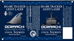 Cisco Brewers Shark Tracker Light