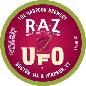 Harpoon Brewery Raz