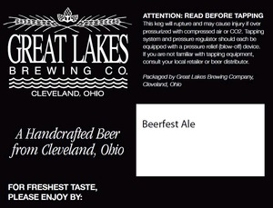 The Great Lakes Brewing Co. Beerfest