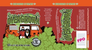 Otter Creek Brewing Overgrown